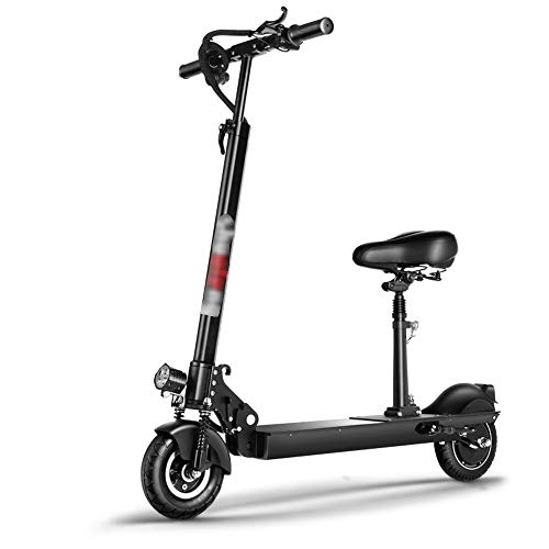 Duan hai rong DHR Elektroroller zusammenklappbar Adult Kick Scooter Lithium Batterie Elektroauto Fahrrad 48V Ultraleicht Stoßdämpfung Explosionsgeschützt Elektro Scooter (Size : 40km Mileage)