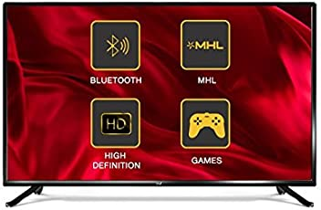Noble Skiodo 80 cm (32 inches) 32CV32PBN01 HD Ready LED TV (Black)