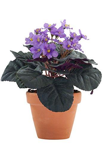 dekoflower-kunstliche-usambaraveilchen-violett-im-tontopf-24-cm