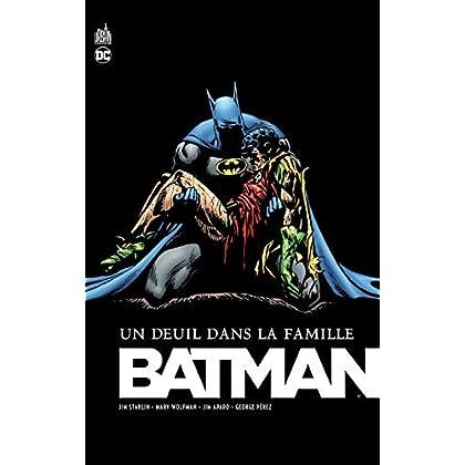 Batman Un Deuil dans la Famille -  Nvelle édition