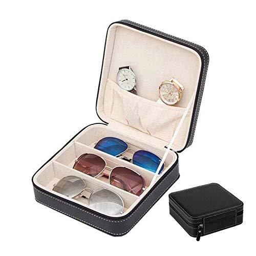 Fljen-CC Organizador Gafas Sol Viaje 3 Ranuras, Caja