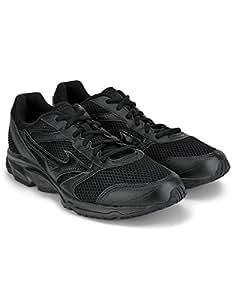 Mizuno K1GA161409-18 Maximizer Running Shoes, Men's UK 11 (Black)