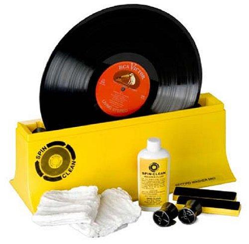 Pro-Ject 4426 Spin Clean Mkii, Macchina Lava Dischi, Giallo