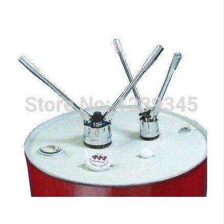53 gallon 200L drum manual cap sealing tool barrel cap