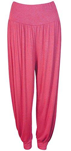Extras Fashion -  Pantaloni  - Donna Coral
