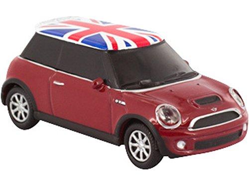 Clé USB 2.0 Mini Cooper S Rouge UK Flag 16 Go