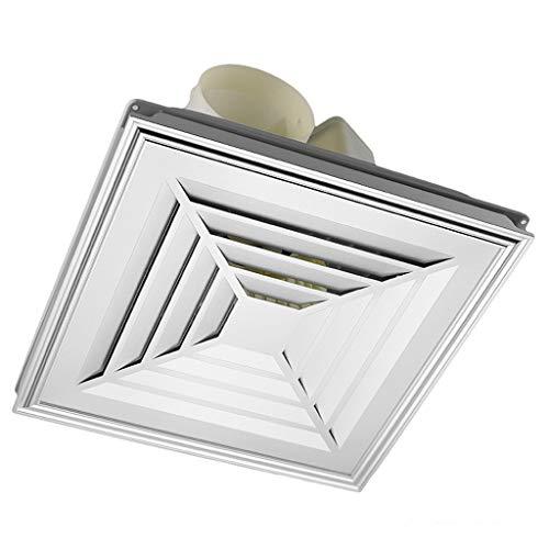 Integrierte Deckenventilator, Großes Luftvolumen For Badezimmer/Küche/Wohnzimmer ZHAOSHUNLI 1104 -