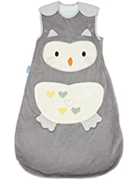 The Gro Company Ollie The Owl Grobag Baby Sleeping Bag, 0-6 Months, 1.0 Tog