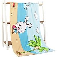 DRAGON SONIC Toalla de baño portátil con diseño Creativo, Viaje, de Playa, ...