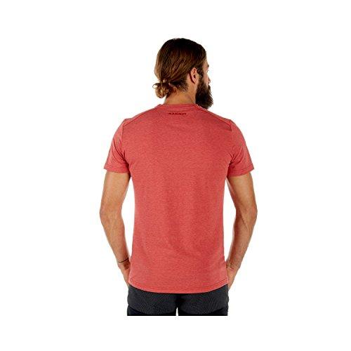 Mammut Herren T-Shirt Trovat lava melange
