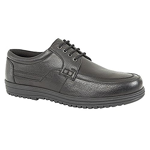 Scimitar - Chaussures en cuir - Homme Noir