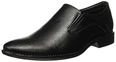 BATA Men's Tommen Black Formal Shoes-7 UK/India (41 EU) (8516340)