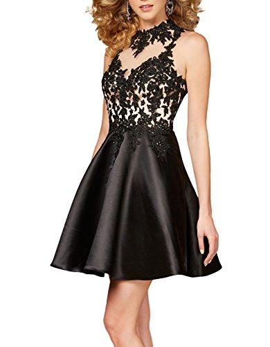Bridal_Mall - Robe - Femme Noir