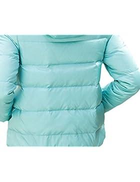 Sublevel Damen Mantel Wintermantel Winterparka Otoño E Invierno Mujeres Long Paragraph Down Jacket