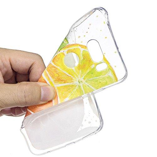 KANTAS 3X Coque Silicone Transparente pour LG V30 TPU Doux Back Case Caoutchouc Gel Etui Clair Ultra Mince Coquille Slim Fit Flexible Housse Silicone Souple Rubber Soft Clear TPU Bumper Soft Couvertur 7