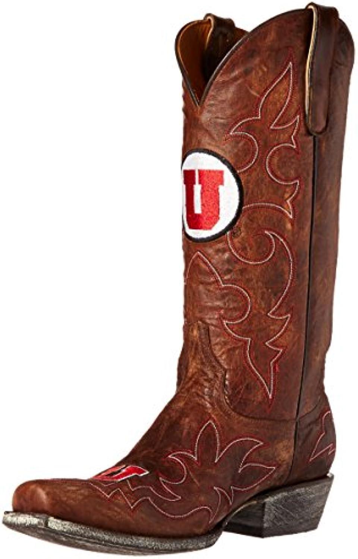 NCAA Utah Utes Herren Gameday Stiefel