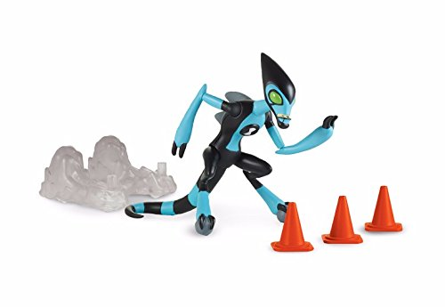 Ben 10 Figurine of action of the Series of Drawings, nbsp; XLR8