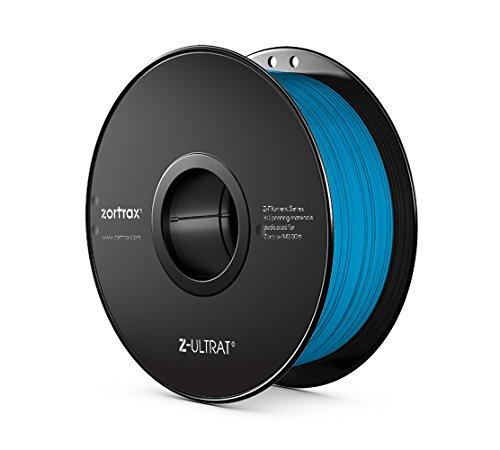 Zortrax 5902280820239 Z-ULTRAT Filament pour Imprimante 3D, Bleu fluo