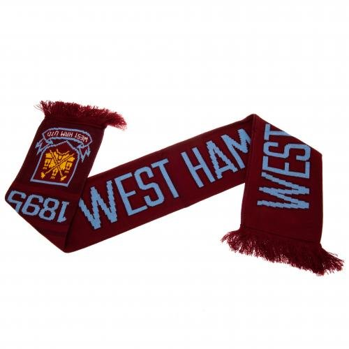 West Ham United F.C. – Bufanda, diseño del Celtic