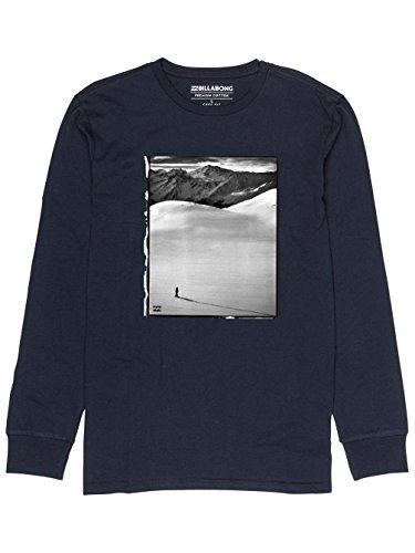 Billabong Jukebox Tee LS, Langarm Shirt Herren marineblau