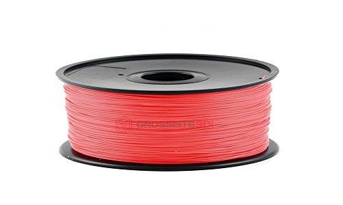 Filamento 3d fluorescente rojo Pla 1.75mm inalámbrico 3d Printer im