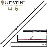 Spinnrute f/ür Hechte Westin W3 Powercast XXH 308cm 40-130g Spinnrute zum Gummifischangeln Gummifischrute f/ür den Bodden
