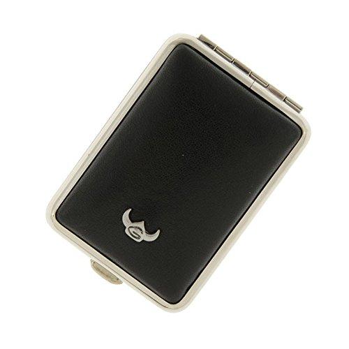Golden Head Colorado Pillendose 6,5 cm schwarz - Schwarze Kleine Appliance