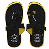 V OLL Comfortable House Walk Sleepers(Yellow)