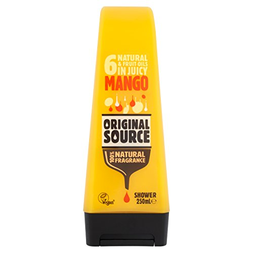 Original Source Mango Shower Gel 250 ml - Pack of 6
