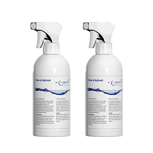2er-Pack SpaBalancer Clean & Refresh 0,5 l