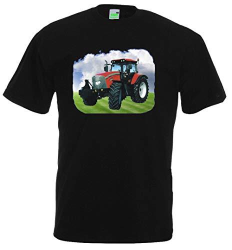 Kinder T-Shirt | Bildmotiv, Mc Cormick | Schwarz | Größe 104