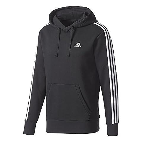 Sweat Training Adidas - Adidas Essentials 3Bandes P/O B Homme Pull