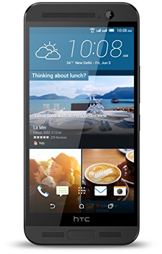 HTC One Me dual sim (32GB, Meteor Grey) image