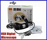 Best Pocket Digital Cameras - Mini 8 LED Light Magnifier USB Digital Microscope Review