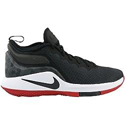 Nike Zapatilla Baloncesto Lebron Witness II Black 10
