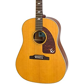 epiphone eetxannh1 inspired by 1964 texan electro acoustic guitar musical. Black Bedroom Furniture Sets. Home Design Ideas