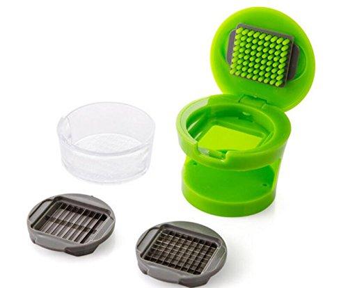 Speedmar, spremiaglio multifunzione, accessorio per la casa, utensile da cucina (verde)