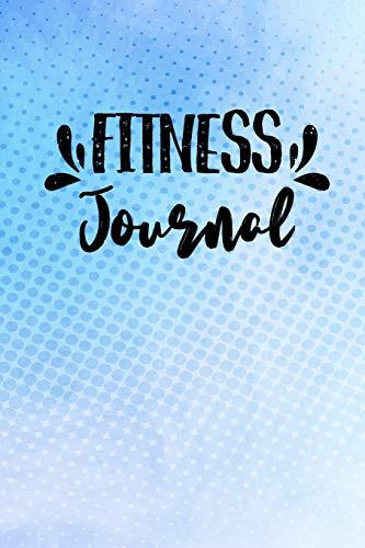 Fitness Journal: Workout Lined Notebook V15 por Dartan Creations
