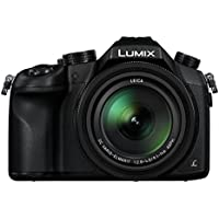 Panasonic DMC-FZ1000EB Lumix Bridge Camera (25-400mm LEICA DC Lens, 20.1MP)