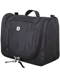Wenger Toiletry Bag, 27 cm, Black 2160468