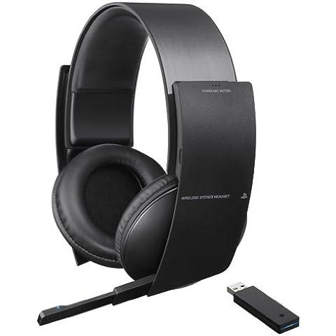 Sony - Auriculares Inalámbricos 7.1 Stereo (PS3)
