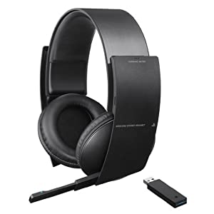 PS3 – Wireless Stereo Headset
