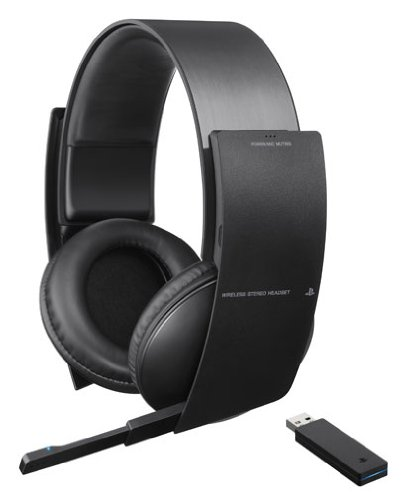 PS3 - Wireless Stereo Headset Wireless-stereo-headset