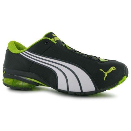 Puma Herren Jago ST Ripstop Lace Up Running Sport Schuhe Turnschuhe Shadow