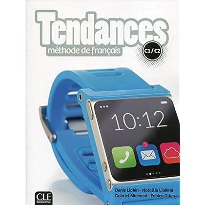 Tendances - Niveau C1/C2 - Livre de l'élève + DVD-Rom