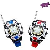 SalesLa niños walkie talkie Wristlinx reloj de pulsera de juguete radio de dos vías