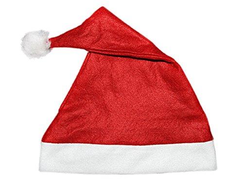 achtsmannmütze 1 - 1000 Stück (1 Stück) (Weihnachtsmützen)