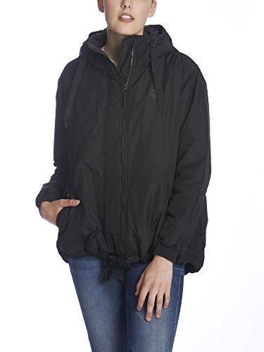 Bench Damen Jacke Formula, Schwarz (Black BK014), 42 (Herstellergröße: XL)