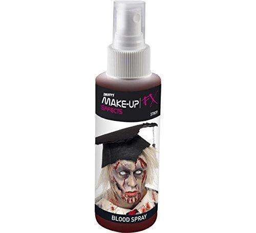 Sangue finto spray 28 ml per trucco horror