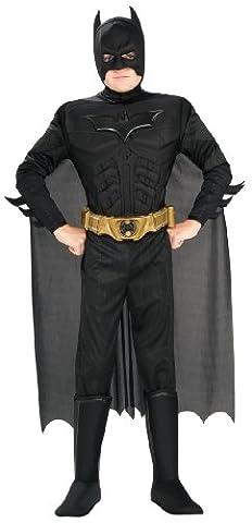 Rubies Deutschland 3 883104 L - Deluxe Muscle Chest Batman Größe L (Bane Kostüm Uk)